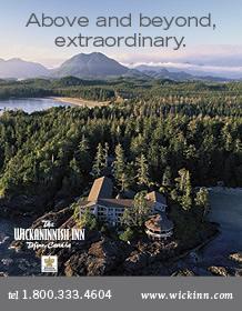 Wickaninnish Inn